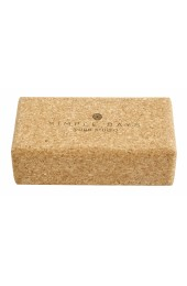 YOGA cork block w/logo