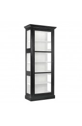 CLASSIC cabinet, single, black