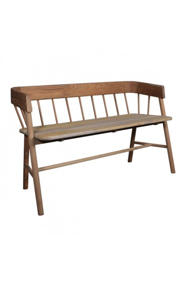 Garden bench made of Teak